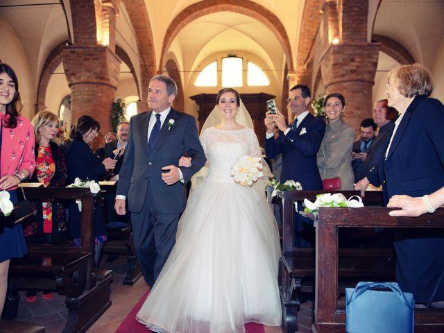 Il matrimonio di Christian e Ginevra a Oviglio, Alessandria 37