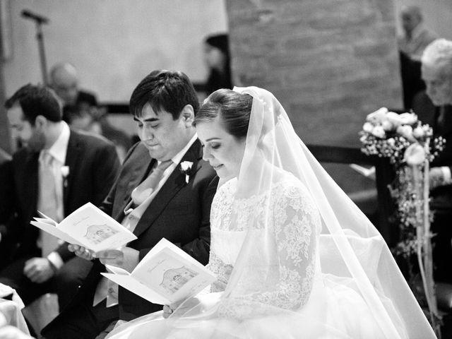 Il matrimonio di Christian e Ginevra a Oviglio, Alessandria 38