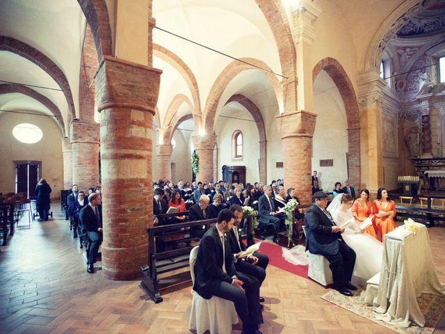 Il matrimonio di Christian e Ginevra a Oviglio, Alessandria 39