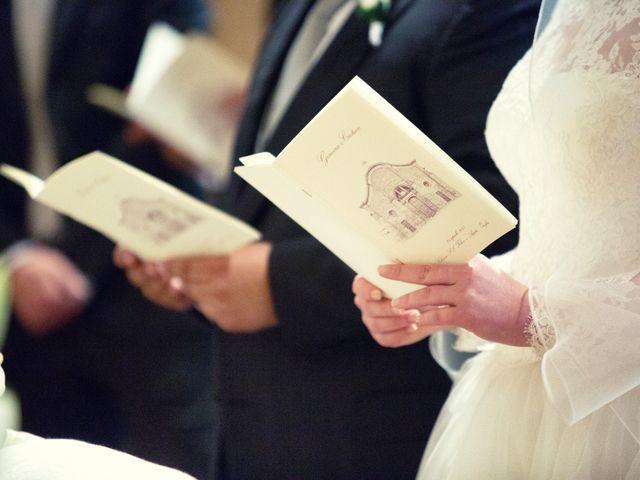 Il matrimonio di Christian e Ginevra a Oviglio, Alessandria 40