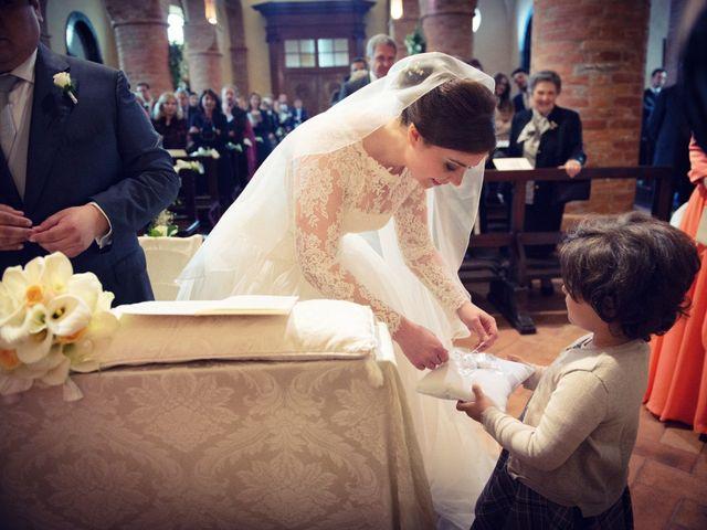 Il matrimonio di Christian e Ginevra a Oviglio, Alessandria 42