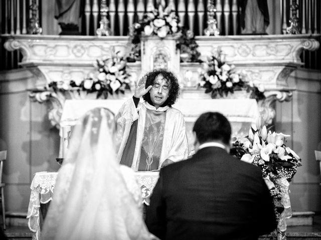 Il matrimonio di Christian e Ginevra a Oviglio, Alessandria 45