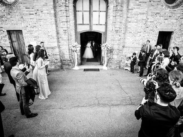 Il matrimonio di Christian e Ginevra a Oviglio, Alessandria 46