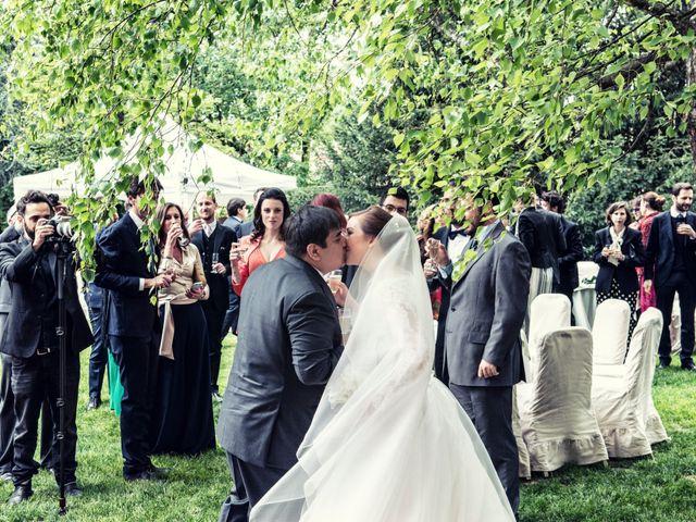 Il matrimonio di Christian e Ginevra a Oviglio, Alessandria 53