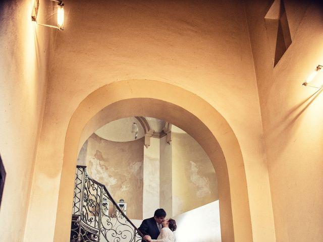 Il matrimonio di Christian e Ginevra a Oviglio, Alessandria 57