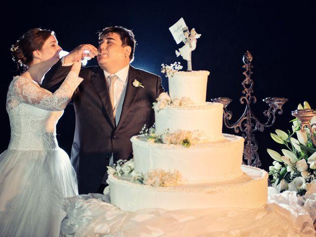 Il matrimonio di Christian e Ginevra a Oviglio, Alessandria 62