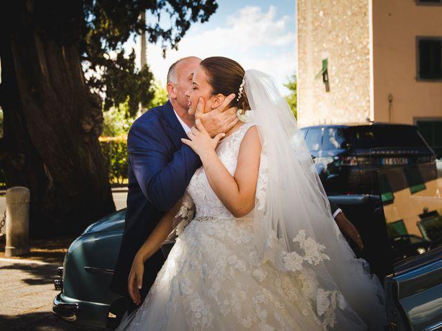 Il matrimonio di Federico e Silvia a Lucca, Lucca 23