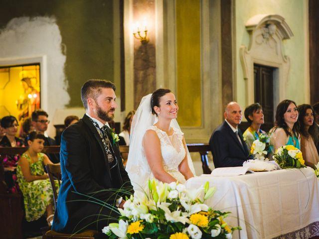 Il matrimonio di Federico e Silvia a Lucca, Lucca 28