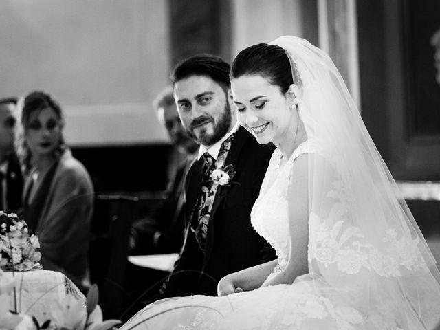 Il matrimonio di Federico e Silvia a Lucca, Lucca 31