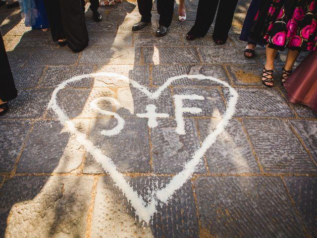 Il matrimonio di Federico e Silvia a Lucca, Lucca 32