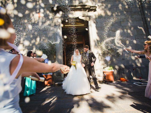 Il matrimonio di Federico e Silvia a Lucca, Lucca 33