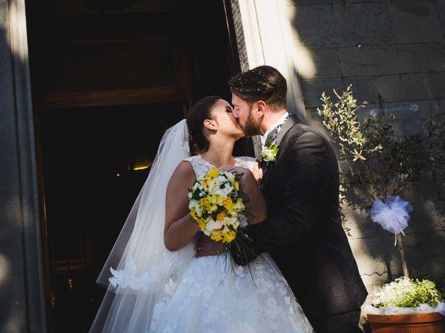Il matrimonio di Federico e Silvia a Lucca, Lucca 34