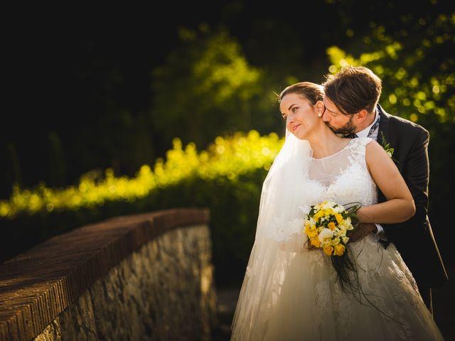 Il matrimonio di Federico e Silvia a Lucca, Lucca 37