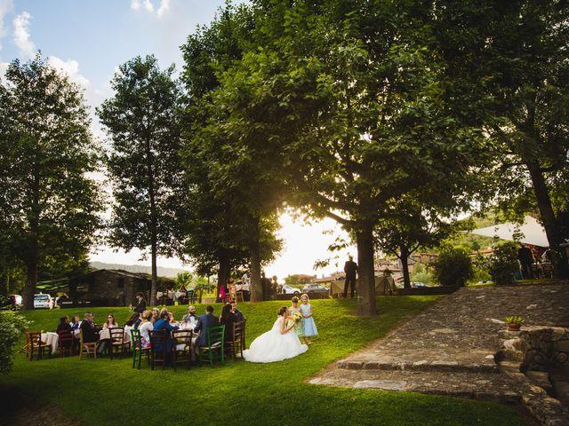 Il matrimonio di Federico e Silvia a Lucca, Lucca 43