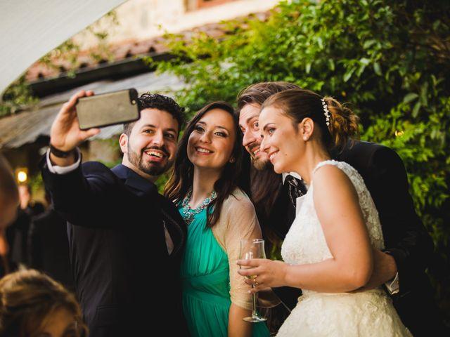 Il matrimonio di Federico e Silvia a Lucca, Lucca 44