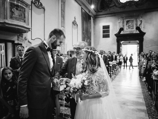 Il matrimonio di Vito e Federica a Iseo, Brescia 10