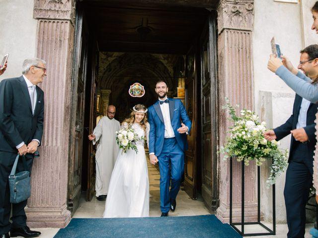 Il matrimonio di Vito e Federica a Iseo, Brescia 14