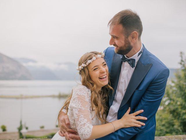 Le nozze di Federica e Vito