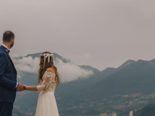 Il matrimonio di Vito e Federica a Iseo, Brescia 18