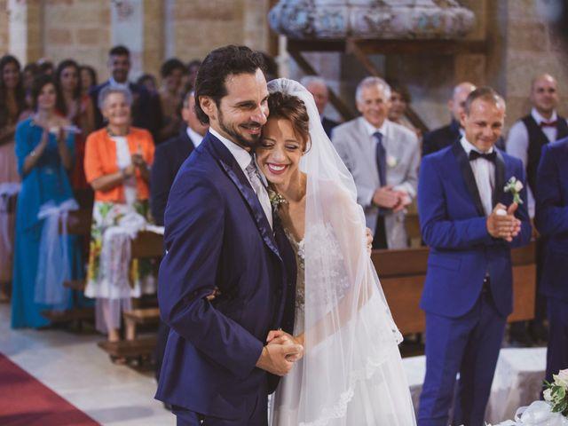 Il matrimonio di Marco e Roberta a Corsano, Lecce 17