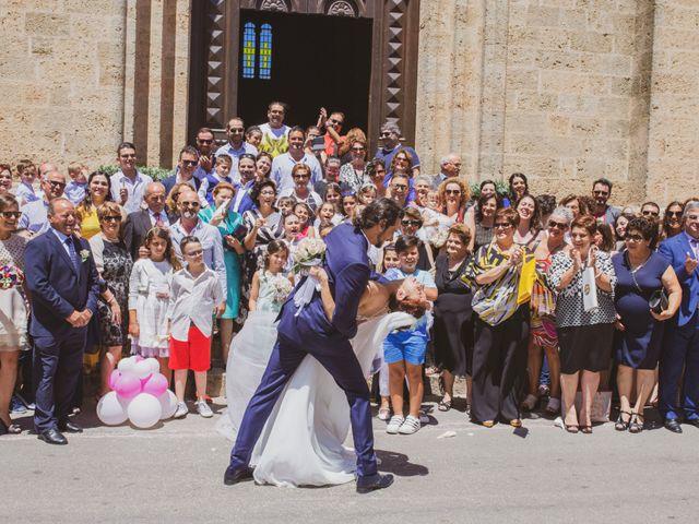 Il matrimonio di Marco e Roberta a Corsano, Lecce 22