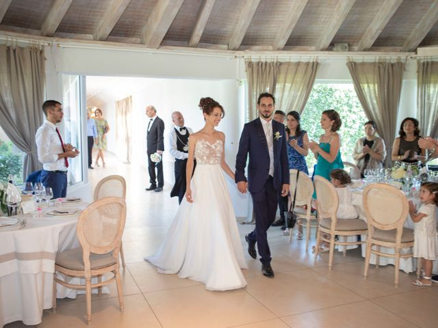 Il matrimonio di Marco e Roberta a Corsano, Lecce 37