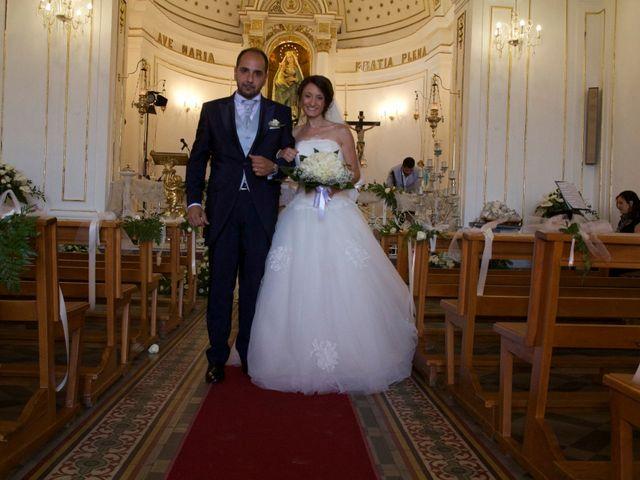 Il matrimonio di Alessandro e Alice a Belpasso, Catania 3