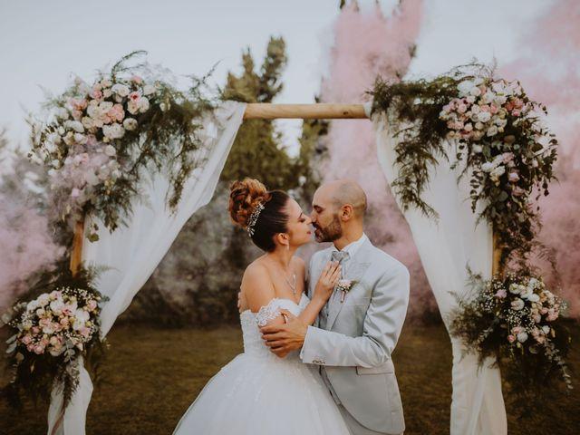 Le nozze di Anastasia e Fernando