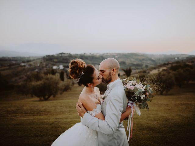 Il matrimonio di Fernando e Anastasia a Morro d'Oro, Teramo 4