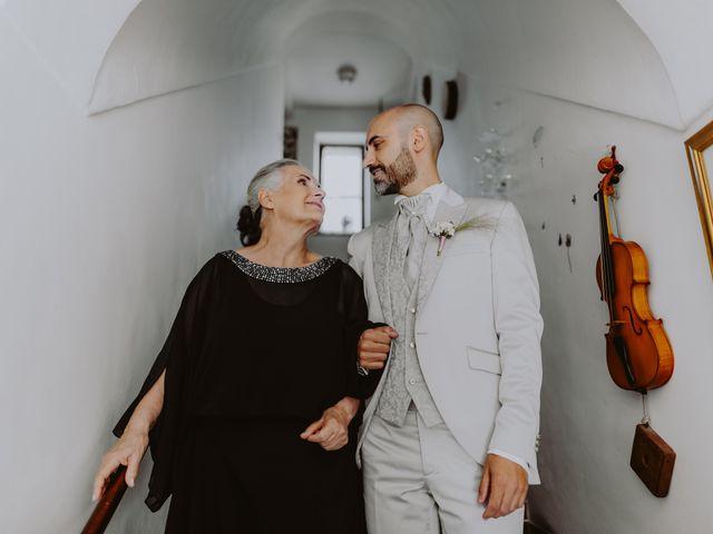 Il matrimonio di Fernando e Anastasia a Morro d'Oro, Teramo 15