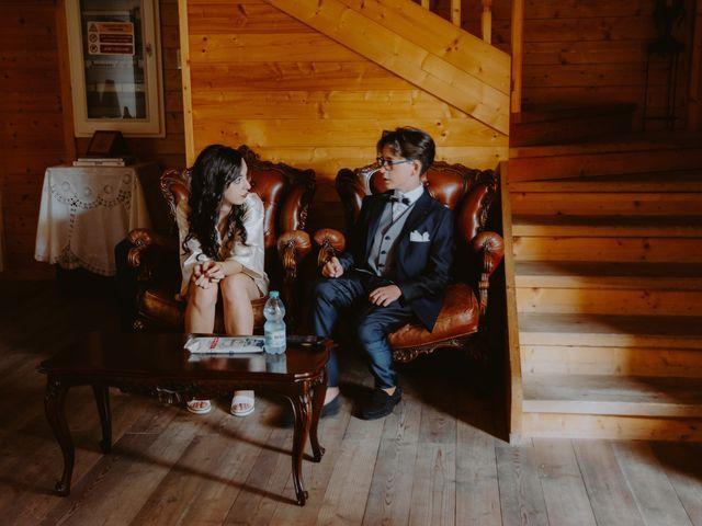 Il matrimonio di Fernando e Anastasia a Morro d'Oro, Teramo 17