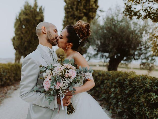 Il matrimonio di Fernando e Anastasia a Morro d'Oro, Teramo 26