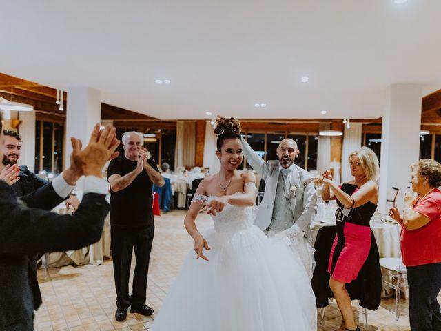 Il matrimonio di Fernando e Anastasia a Morro d'Oro, Teramo 39