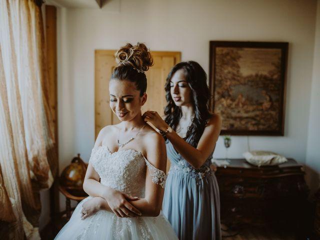 Il matrimonio di Fernando e Anastasia a Morro d'Oro, Teramo 74