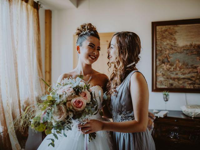 Il matrimonio di Fernando e Anastasia a Morro d'Oro, Teramo 86