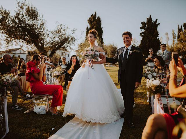 Il matrimonio di Fernando e Anastasia a Morro d'Oro, Teramo 93