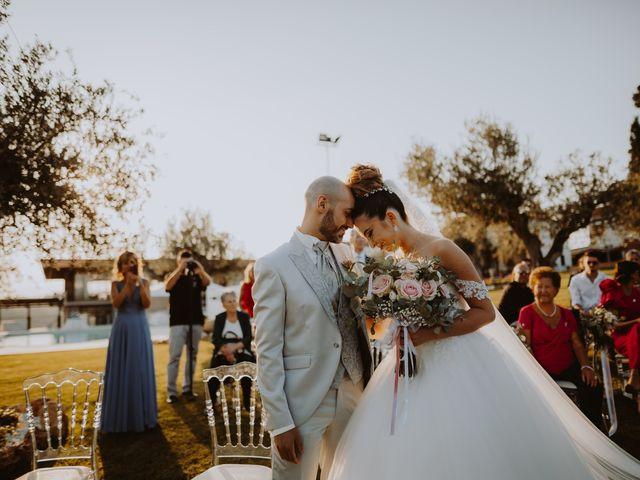 Il matrimonio di Fernando e Anastasia a Morro d'Oro, Teramo 94