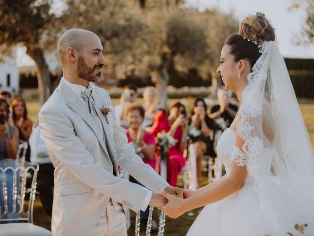 Il matrimonio di Fernando e Anastasia a Morro d'Oro, Teramo 99