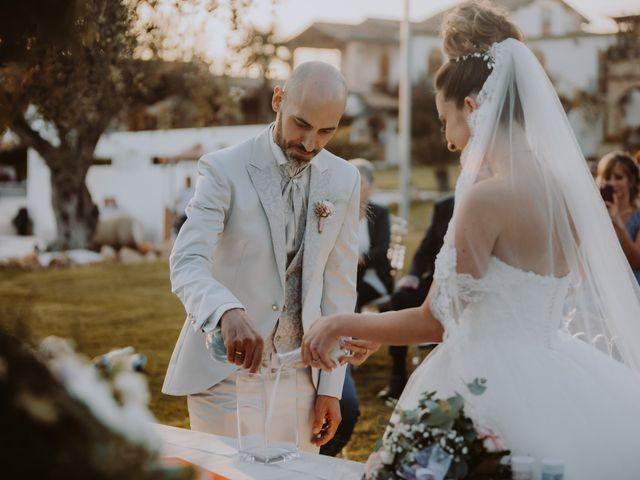 Il matrimonio di Fernando e Anastasia a Morro d'Oro, Teramo 100