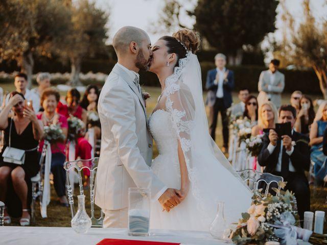 Il matrimonio di Fernando e Anastasia a Morro d'Oro, Teramo 101