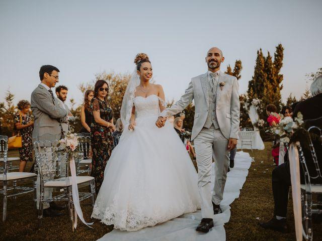 Il matrimonio di Fernando e Anastasia a Morro d'Oro, Teramo 103