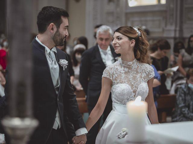 Il matrimonio di Luca e Federica a Assisi, Perugia 13