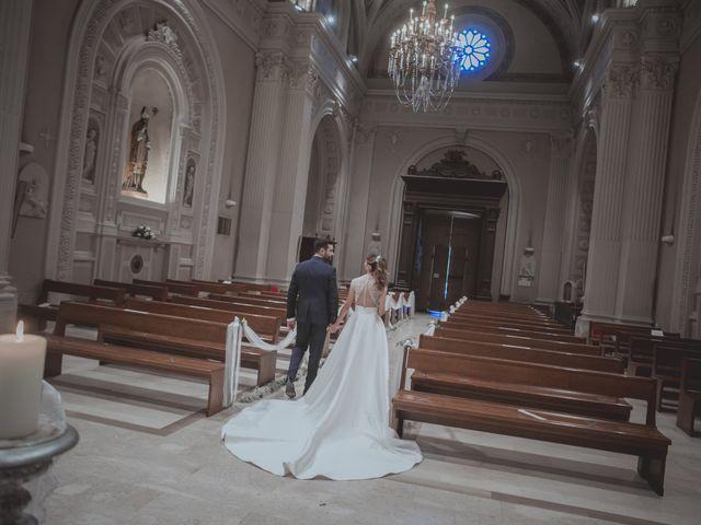 Il matrimonio di Luca e Federica a Assisi, Perugia 20
