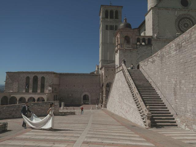 Il matrimonio di Luca e Federica a Assisi, Perugia 25