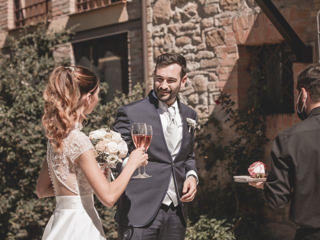 Il matrimonio di Luca e Federica a Assisi, Perugia 28