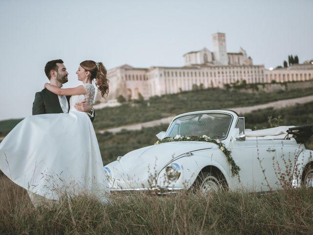 Il matrimonio di Luca e Federica a Assisi, Perugia 45