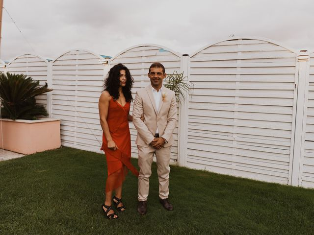 Il matrimonio di Leon e Carolina a Maccarese, Roma 32