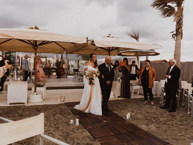 Il matrimonio di Leon e Carolina a Maccarese, Roma 38