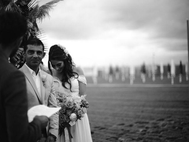 Il matrimonio di Leon e Carolina a Maccarese, Roma 47