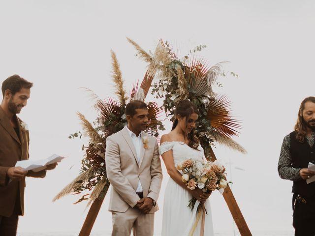 Il matrimonio di Leon e Carolina a Maccarese, Roma 52
